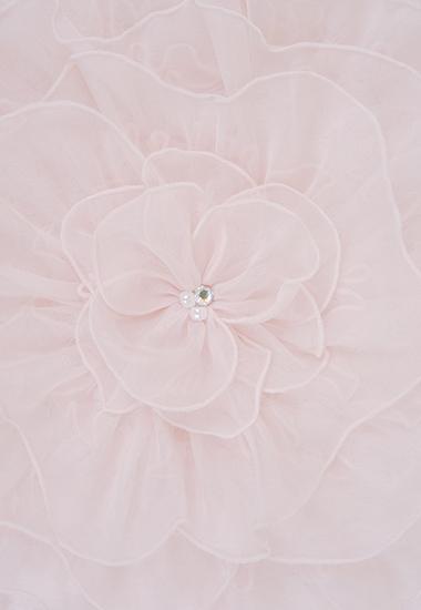 オーガンジーのお花