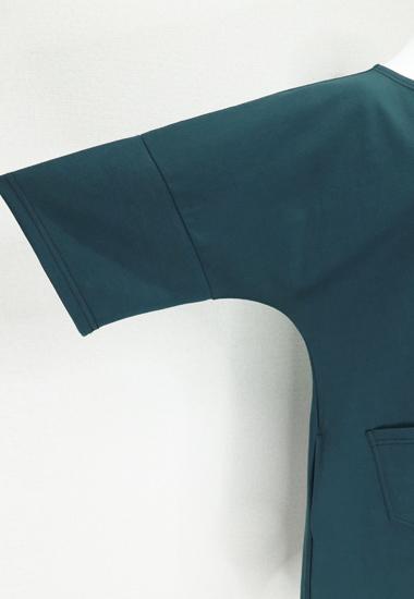 袖のシルエット