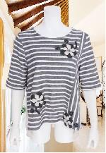 Tシャツ【BelPaci(ベルパーチ)】