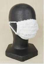 可愛い布マスク