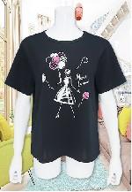 Tシャツ【Toilette(トワレ)】